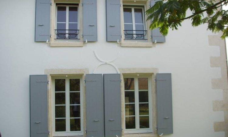 Volets à Dijon